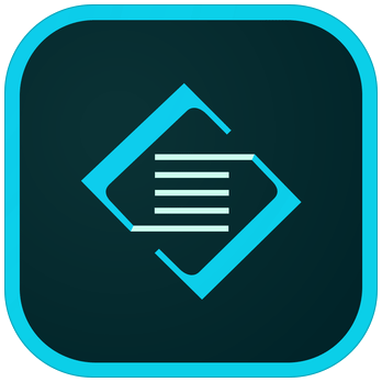 adobe slate logo icon