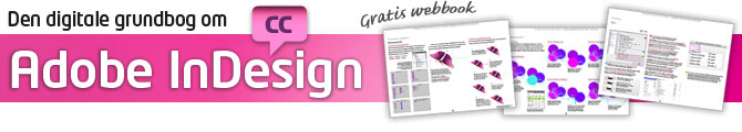 InDesign webbook