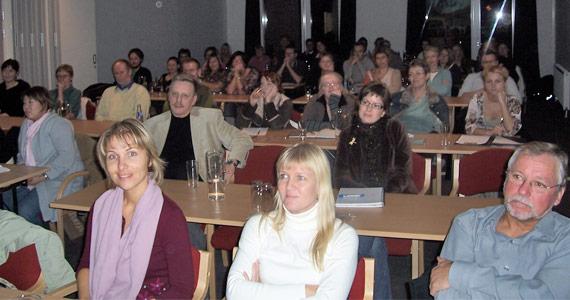 Også på dette seminar blev en masse grafiske brugere klogere …