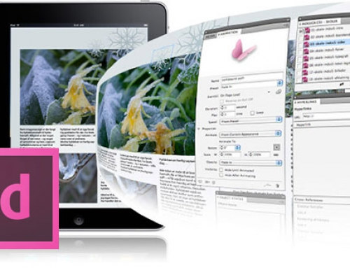 Adobe InDesign til iPad