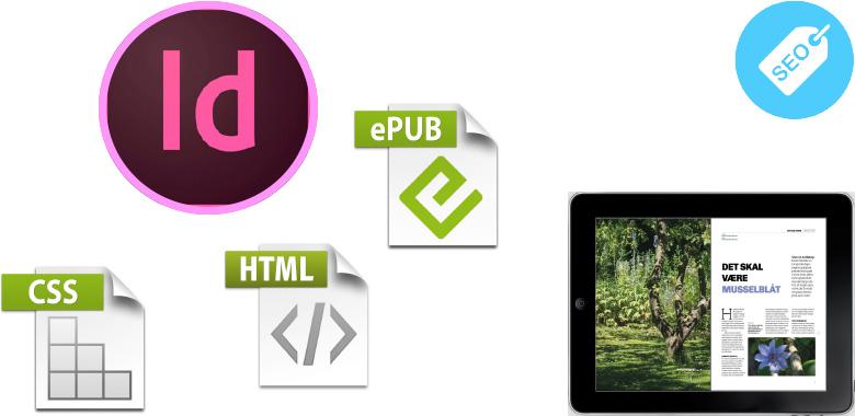 Kursus i InDesign og OpenSource webløsninger