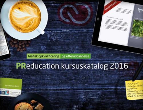 Katalog over grafiske kurser 2016