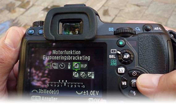 Fotokursus: Lær dit digitalkamera bedre at kende
