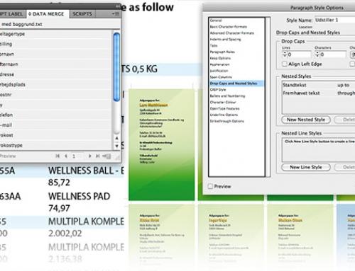 Adobe InDesign CC nyhedskursus