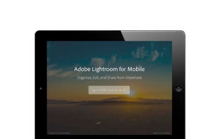 lightroom til ipad