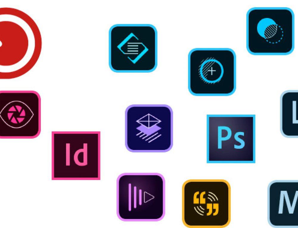 Nye kurser i Adobes mobile apps