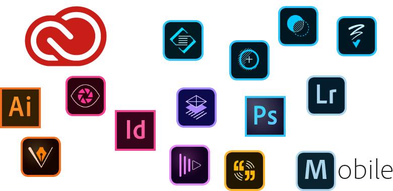 Kursus i Adobe Creative Cloud og CreativeSync
