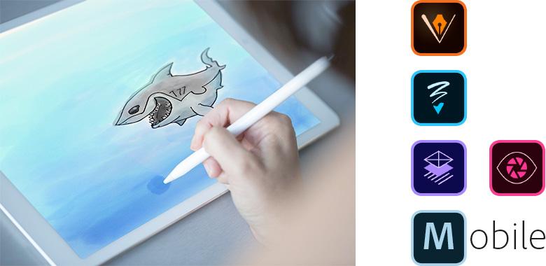 Kursus i mobilt design og illustration